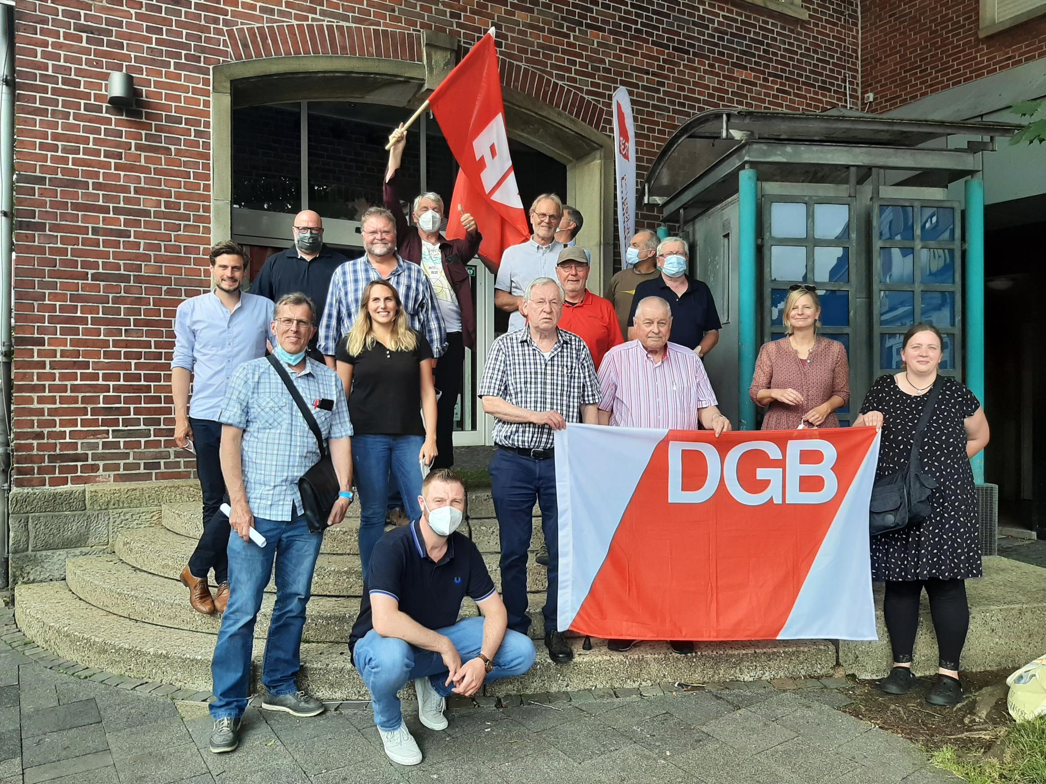 DGB-Kreisverband Coesfeld