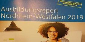 NRW Ausbildungsreport 2019