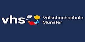 Logo Volkshochschule Münster