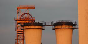 Zeche Kohle Bergbau