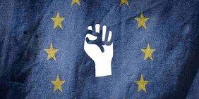 Banner Europa-Faust