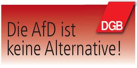 AfD ist keine Alternative