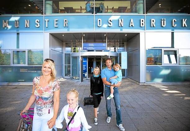 Flughafen Münster-Osnabrück