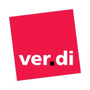 Logo der ver.di - Vereinte Dienstleistungsgewerkschaft